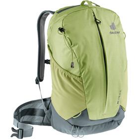 deuter AC Lite 21 SL Backpack, groen/grijs